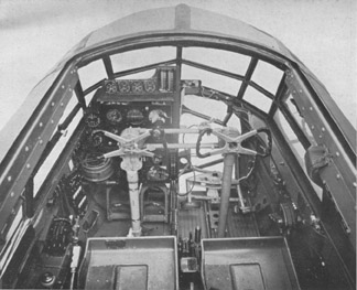 Blenheim I fitted with dual controls 1938