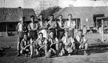 Dad 211 Sqn Football 1944 Burma copy